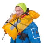Besto HI-FIT Fisherman félautomata mentőmellény