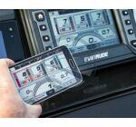 "Evinrude ICON Touch ""7"" hajóműszer"