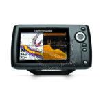Humminbird Helix 5 Chirp DI G2 GPS és halradar