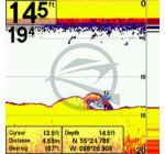 Humminbird Helix Chirp 7 G2 GPS és halradar