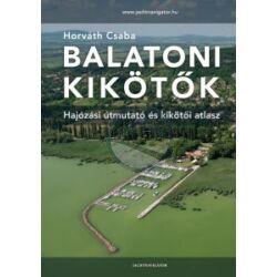 Balatoni kikötők 2019 könyv