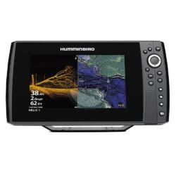 Humminbird Helix 9 CHIRP MEGA DI GPS G2N halradar