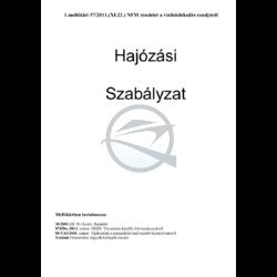 Hajózási Szabályzat 2017