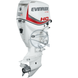 Evinrude E-Tec 135 HCX csónakmotor
