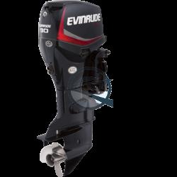 Evinrude E-Tec 90 HGL (HO) csónakmotor