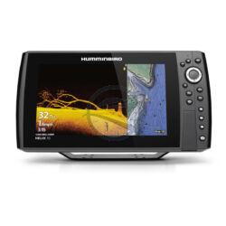 Humminbird Helix 10 Chirp MEGA DI+ (plus) GPS G3N halradar