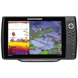 Humminbird Helix 12 Chirp G2 N GPS és halradar