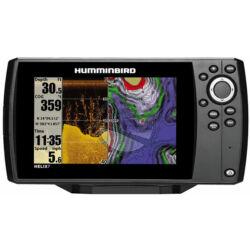 Humminbird Helix 7 Chirp DI G2 GPS és halradar