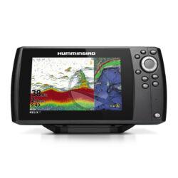Humminbird Helix 7 Chirp DS GPS G3 halradar
