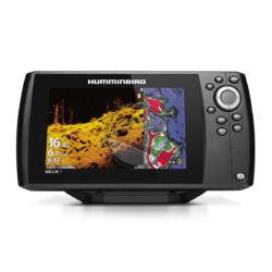 Humminbird Helix 7 Chirp MEGA DI GPS G3 halradar