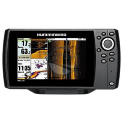 Humminbird Helix 7 Chirp SI G2 GPS és halradar