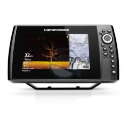 Humminbird Helix 8 Chirp MEGA DI GPS G3N halradar