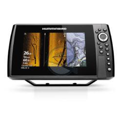 Humminbird Helix 8 Chirp MEGA SI + (plus) GPS G3N halradar