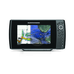 Humminbird HELIX 9 CHIRP GPS G2N halradar