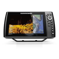 Humminbird Helix 9 Chirp MEGA DI+ (plus) GPS G3N halradar