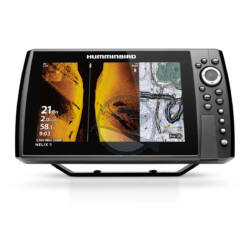 Humminbird Helix 9 Chirp MEGA SI + (plus) GPS G3N halradar