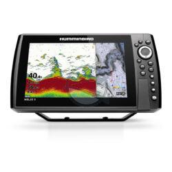 Humminbird Helix 9 Chirp DS GPS G3N halradar