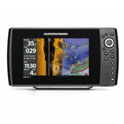 Humminbird Helix 9 Chirp SI G2N MEGA GPS és halradar