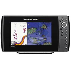 Humminbird Helix 9 GPS és halradar