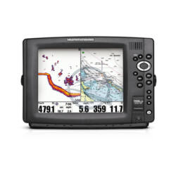 Humminbird 1159cxi HD XD Combo halradar és GPS
