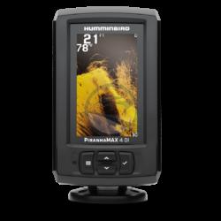 Humminbird Piranhamax 4 DI halradar