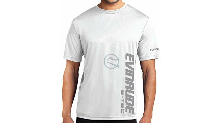 Evinrude E Tec G2 póló - Ruházat - Hajósbolt 46238beb5e