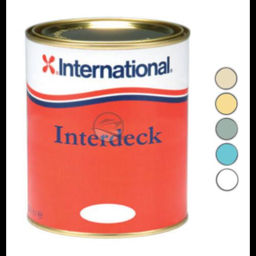 International Interdeck hajófesték