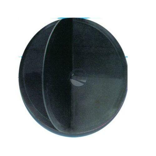 Fekete gömb, 40 cm