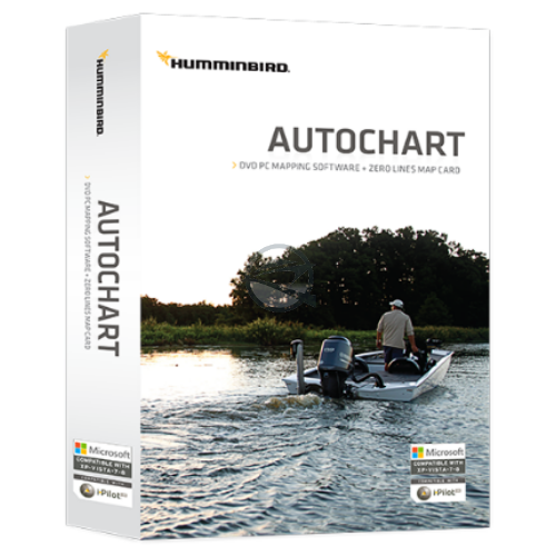 HUMMINBIRD Autochart PC szoftver