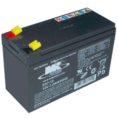 MK 7 AH akkumulátor
