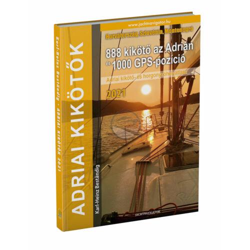 Adriai kikötők 2021 könyv