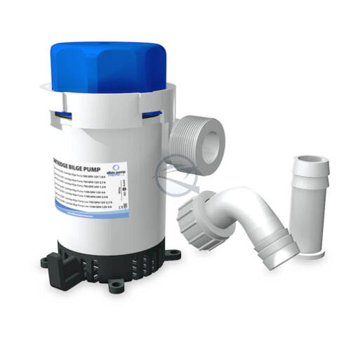 Albin pump fenékvíz szivattyú