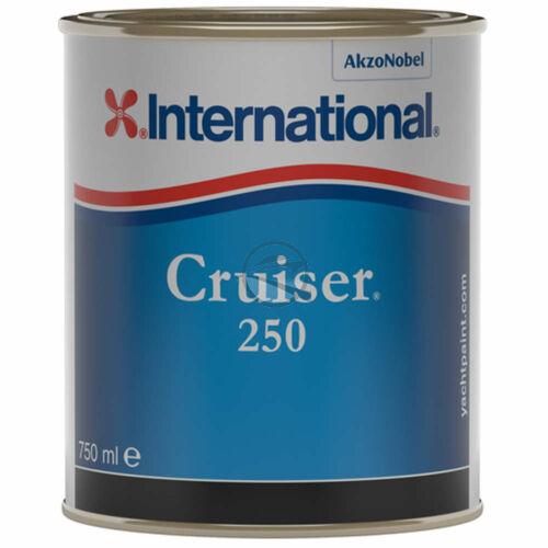 International Cruiser 250 fekete algagátló