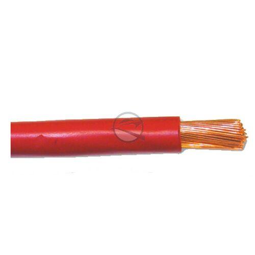 Elektromos kábel piros