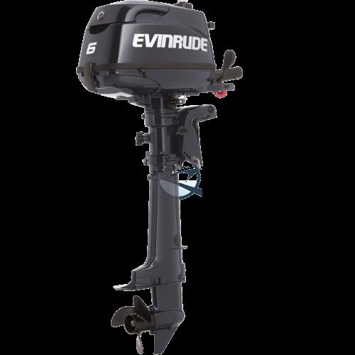 Evinrude B6RGL4 csónakmotor