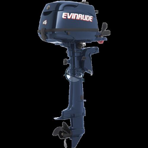 Evinrude B4RL4 csónakmotor