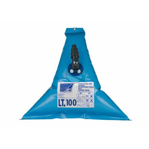 Flexibilis szürkevíz tartály 100 Liter