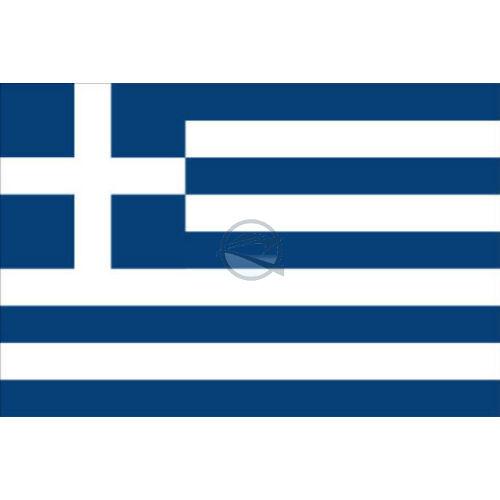 Zászló görög 20 x 30 cm