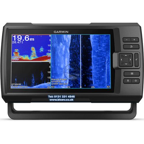 Garmin STRIKER Plus 9sv GPS és halradar