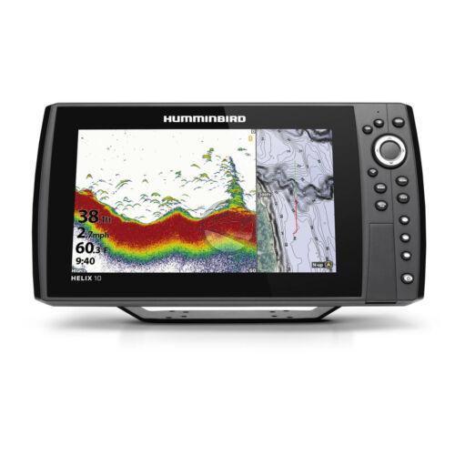 Humminbird Helix 10 Chirp DS GPS G3N halradar