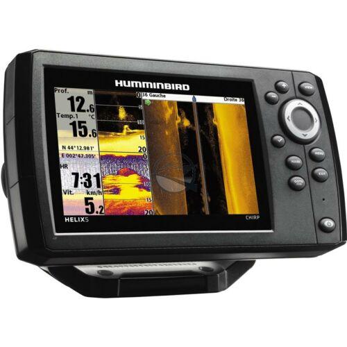 Humminbird Helix 5 Chirp SI G2 GPS és halradar