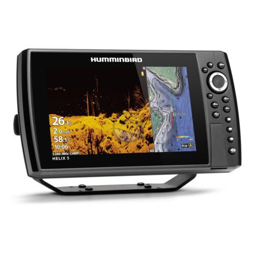 Humminbird Helix 9 Chirp MEGA DI+ (plus) GPS G4N halradar