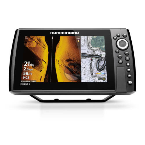 Humminbird Helix 9 Chirp MEGA SI + (plus) GPS G4N halradar