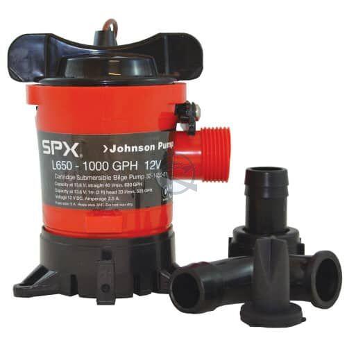 Johnson L650 fenékvíz szivattyú