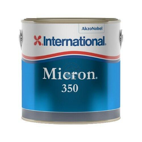 International Micron 350 sötétszürke algagátló