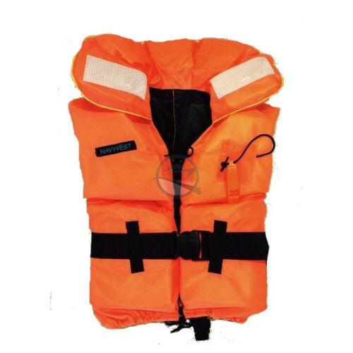 Navyvest mentőmellény 15-30 Kg