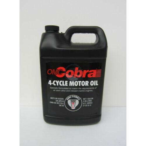 OMC Cobra motorolaj