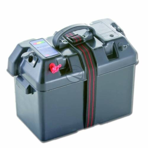 Trem Power Center akkumulátor doboz