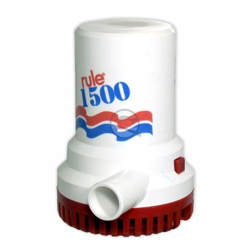 Rule 1500 fenékvíz szivattyú