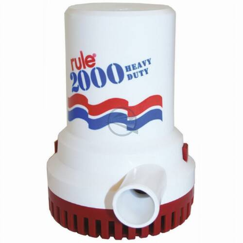 Rule 2000 fenékvíz szivattyú
